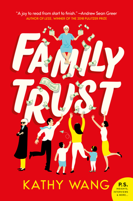 Family Trust: A Novel Cover Image