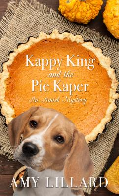 Cover for Kappy King and the Pie Kaper (Amish Mystery #3)