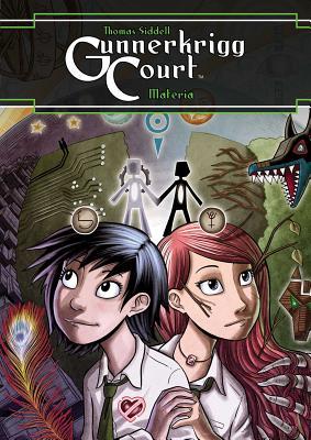 Gunnerkrigg Court Vol. 4 Cover Image
