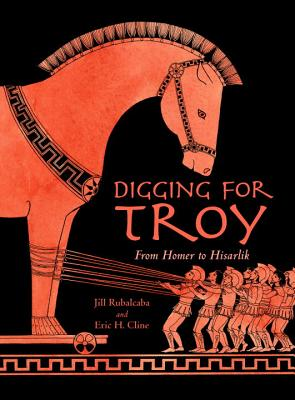 Digging for Troy Cover