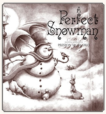 Cover for A Perfect Snowman