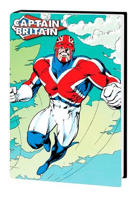 Captain Britain Omnibus Cover Image
