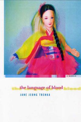 The Language of Blood Cover