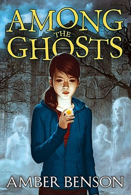 Cover for Among the Ghosts
