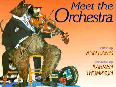 Meet the Orchestra Cover Image