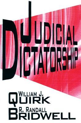 Judicial Dictatorship Cover Image