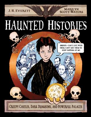 Haunted Histories Cover