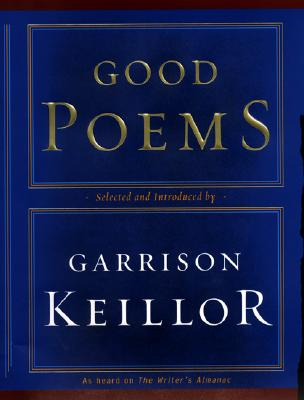 Good Poems Cover