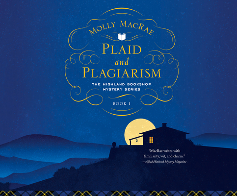 Plaid and Plagiarism (Highland Bookshop Mystery #1) cover