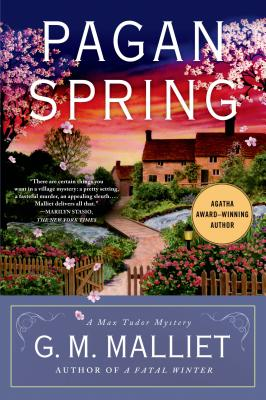Cover for Pagan Spring