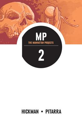 Manhattan Projects Volume 2 cover image