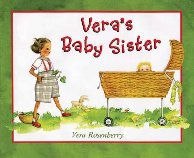 Vera's Baby Sister Cover