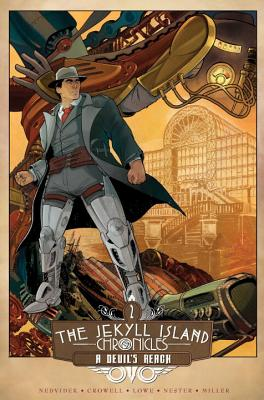 The Jekyll Island Chronicles (Book Two): A Devil's Reach Cover Image