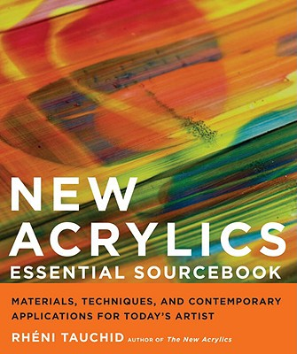 New Acrylics Essential Sourcebook Cover