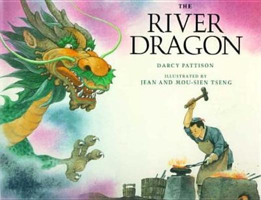 The River Dragon Cover