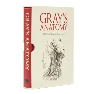 Gray's Anatomy: Slip-Case Edition Cover Image