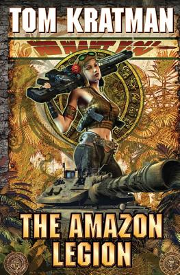 The Amazon Legion Cover Image