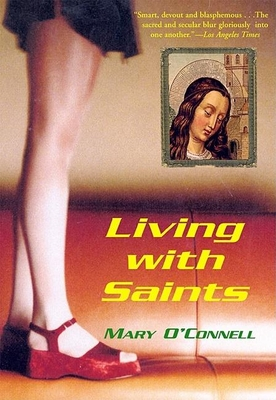Living with Saints Cover