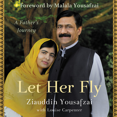 Let Her Fly: A Father's Journey Cover Image