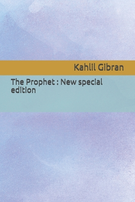 The Prophet: New special edition Cover Image