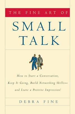 The Fine Art of Small Talk Cover