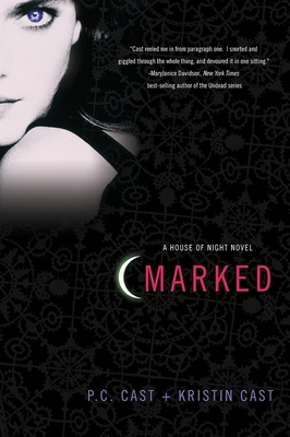 Marked: A House of Night Novel (House of Night Novels #1) Cover Image