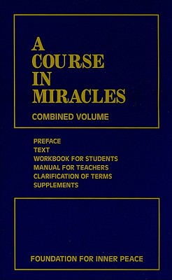 A Course in Miracles: Combined Volume Cover Image