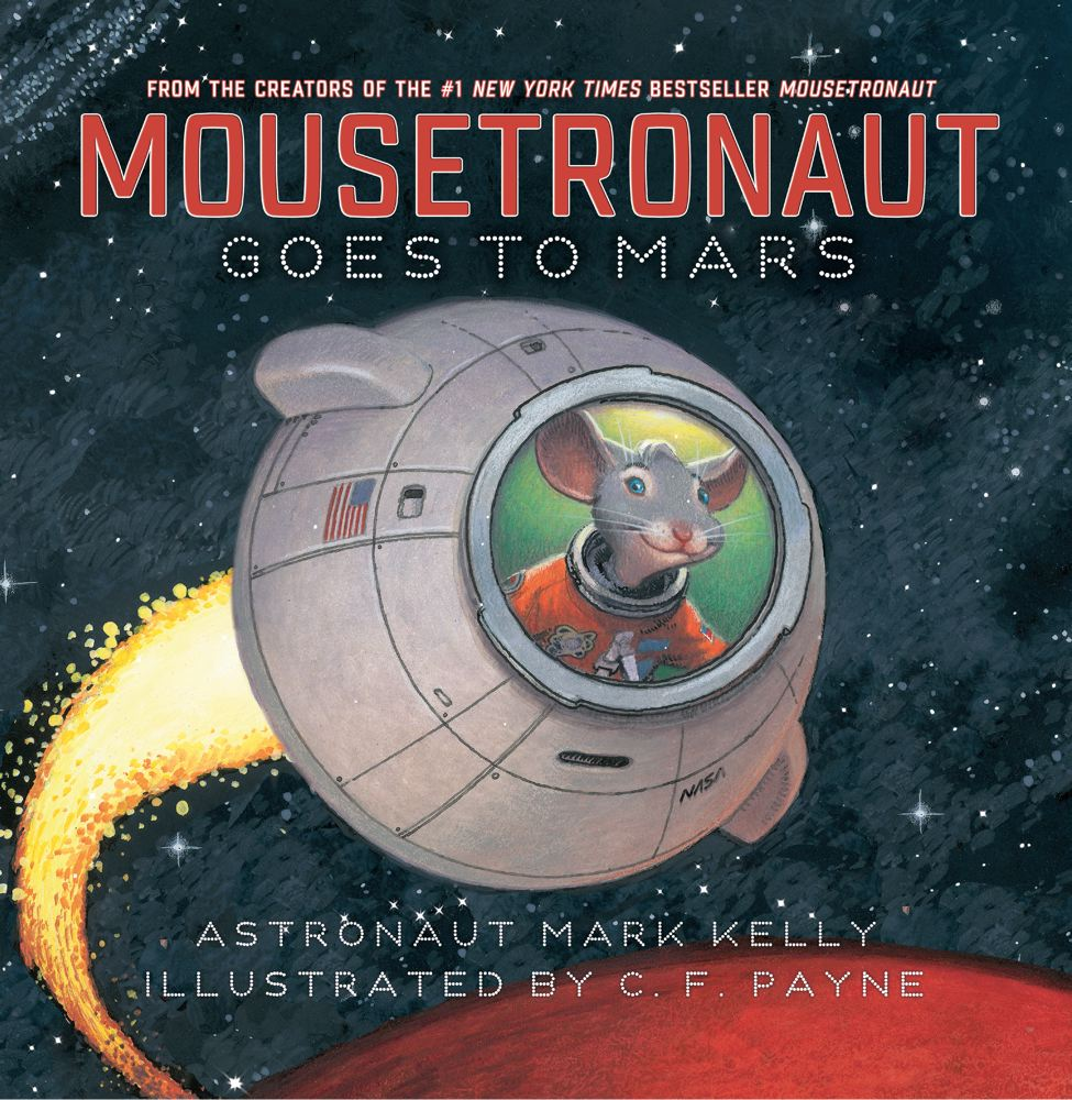 Mousetronaut Goes to Mars Cover Image