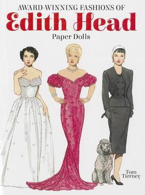 Award-Winning Fashions of Edith Head Paper Dolls Cover Image