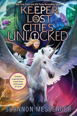 Unlocked Book 8.5 (Keeper of the Lost Cities) Cover Image