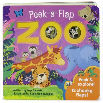 Zoo (Peek a Flap) Cover Image