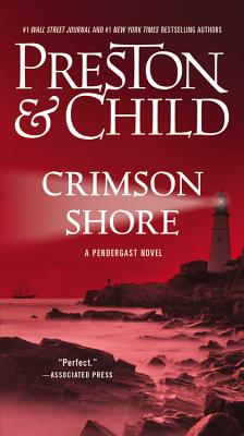 Crimson Shore (Agent Pendergast #15) Cover Image