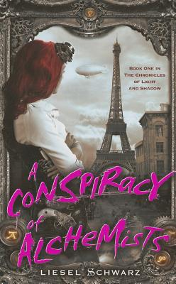 A Conspiracy of Alchemists Cover