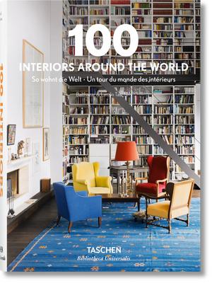 100 Interiors Around the World Cover Image