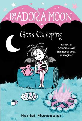 Isadora Moon Goes Camping Cover Image