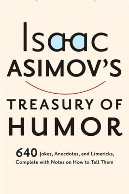 Isaac Asimov's Treasury of Humor Cover