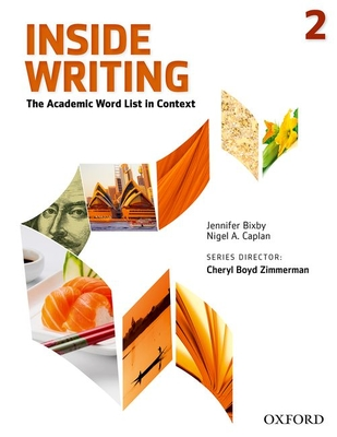 Inside Writing Level 2 Student Book Cover Image