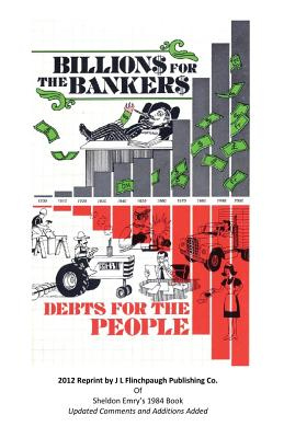 Billions For The Bankers-Debts For The People Cover Image