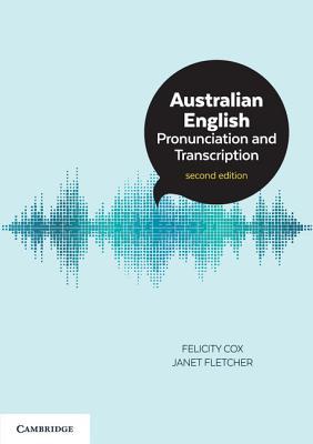 Cover for Australian English Pronunciation and Transcription