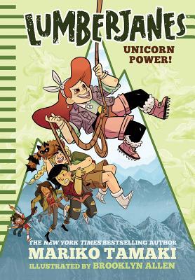 Lumberjanes: Unicorn Power! (Lumberjanes #1) Cover Image
