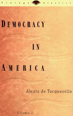 Democracy in America, Vol. 2 Cover Image