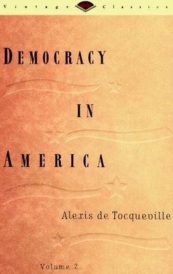 Democracy in America, Vol. 2 Cover Image