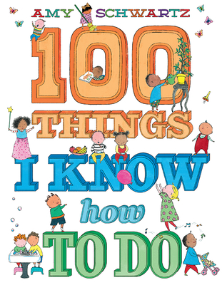 100 Things I Know How to Do Cover Image