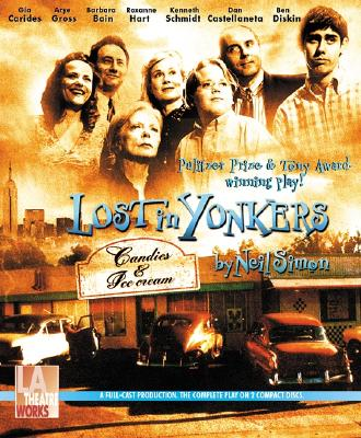 Lost in Yonkers Cover