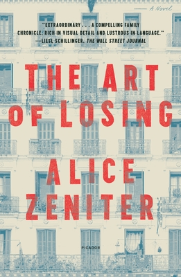 Cover for The Art of Losing