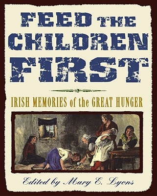 Cover for Feed the Children First
