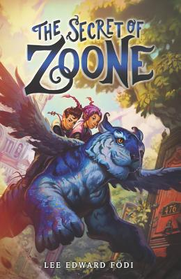 Cover for The Secret of Zoone