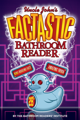 Uncle John's Factastic Bathroom Reader Cover