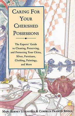 Caring for Your Cherished Possessions Cover