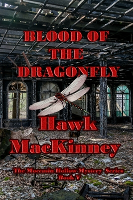 Cover for Blood of The Dragonfly